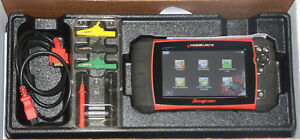 Snap On Modis Ultra 18 2 Scanner W European 2 Channel Lab Scope 17 4