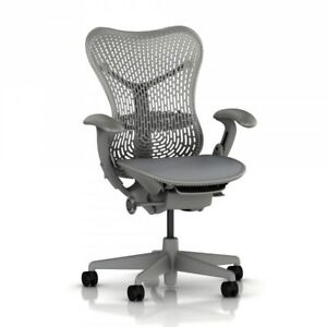 Herman Miller Mirra Chair Fully Loaded Free Warranty 10 Pack