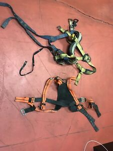Guardian Fall Protection Safety Harness Lot Of 2
