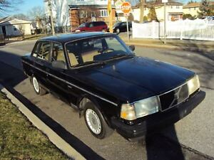 1992 Volvo 240 Whole Complete Car Run Drive Clean Title