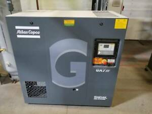 Atlas Copco Ga7 Ff Compressor With Air Dryer