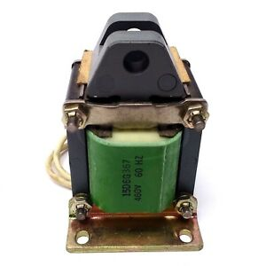 General Electric 9500b102bw81d Solenoid 460v 60hz Pull Type End Mounting