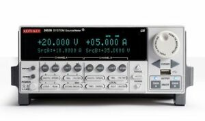 Keithley 2602b Dual Channel Sourcemeter
