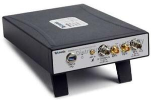 Tektronix Rsa607a Real time Spectrum Analyzer 9 Khz To 7 5 Ghz