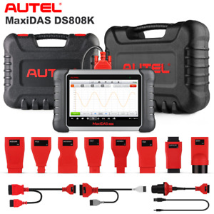 Autel Maxidas Ds808k Analysis System Obd2 Scanner Automotive Diagnostic Tool Us