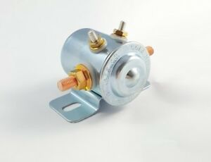 Cole Hersee 24059 12v Insulated Continuous Duty Spst Solenoid