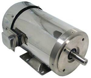 On Sale Gator Stainless Steel Ac Motor 7 5hp 3600rpm 213tc 1yr Warranty