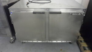 Used Beverage air Ucr48a 48 Compact Undercounter Refrigerator