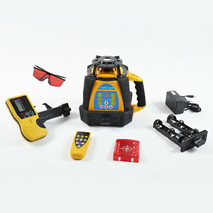 Top High Accuracy New Self leveling Rotary Rotating Laser Level 500m Range