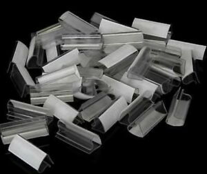 100 Table Skirting Clips For Table Edges 3 4 Thick 2 Long Table Skirt Clip