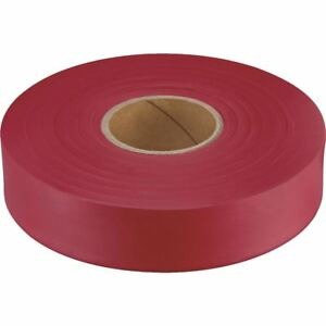 12 Pack Empire 1 x600 Flagging Tape Red