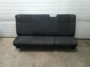 2008 Ford F250 Super Duty Extended Cab Rear Seat 442109