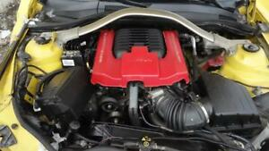 2013 Camaro Zl1 Lsa 6 2 Supercharged Engine 6l90 Auto Liftout Swap 35k Mi Lsx