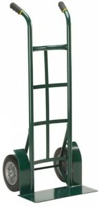 Hand Truck Carrying Moving Boxes Flat free 1 000 Lbs Comfort Grip Handle Steel