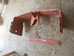 1940 John Deere L Tractor Jd Bottom Grill Front Cover Panel