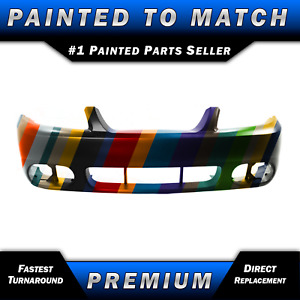 New Painted To Match Front Bumper Fascia Direct Fit For 2003 2004 Mustang Cobra