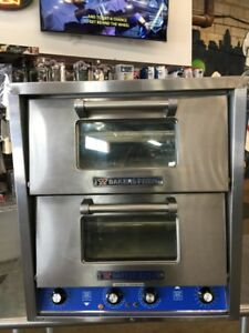 Used Bakers Pride P44 Electric Countertop Pizza Oven 208v