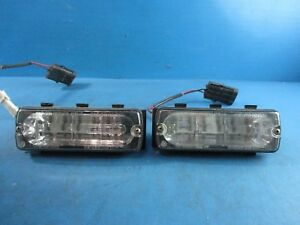 Lot Of 2 Whelen 500 Series Smart Led Lights Used
