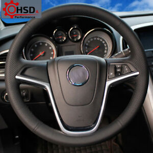 Sewing Leather Steering Wheel Cover For Buick Excelle Xt Gt Encore Opel Mokka