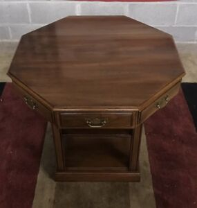 Statton Solid Cherry Statton Occasional Table In Centennial Finish