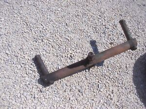 1940 John Deere L Tractor Jd Main Wide Front End Frontend Axle Widefront