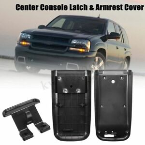 Center Console Latch Lid Lock Armrest For Chevrolet Gm Gmc Buick 02 09 25998847