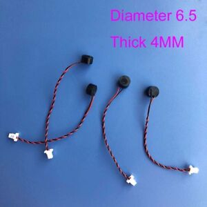 Buzzer Small Speakers Diameter6 5 Thick4mm With Line Terminal For Smart Product
