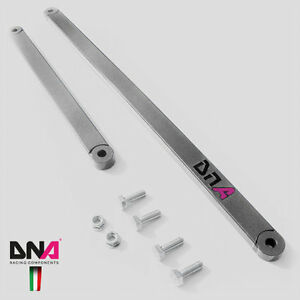 Alfa Romeo Mito 2008 Dna Racing Front Suspension Double Tie Rod Kit Pc0101
