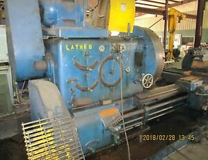 Leblond Heavy Duty Engine Lathe 49 Swing 108 Centers