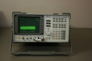 Hp Agilent 8561b Spectrum Analyzer 30hz 6 5ghz Calibrated 30 Day Warranty