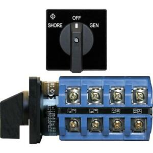 Blue Sea 9093 Switch Ac 120 120 240vac Off 2 Positions