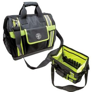 Klein Tools Tradesman Pro High Visibility Tool Bag