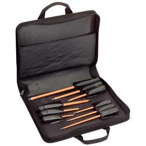 Klein Tools 9 piece Insulated Screwdriver Kit