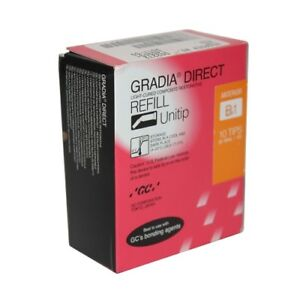 Gc Gc Gradia Direct B1 Visible Micro filled Hybrid Resin Composite 2272