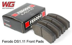 Ferodo Ds1 11 Brake Pads For Alcon Pnf0084x245 Calipers Pn Frp216w