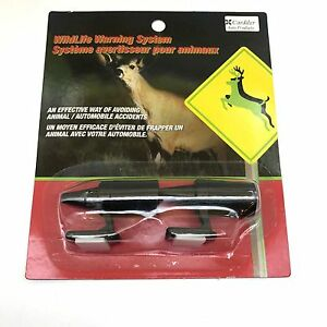 10 Pack Safety For Driver Car Sonic Deer And Animal Whistle Alert
