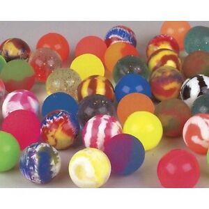 Bouncy Balls Bulk Party Favors Assortment Super Rubber Kids Hi bouncing 49mm 400