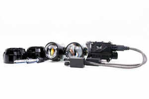 Morimoto H1 7 0 Complete Stage Iii Hid Projector Retrofit Kit Free Sealant