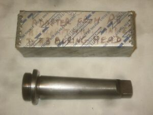 Boring Head Criterion 1 1 2 X 18 3mt Adapter From R8 Bridgeport Mill Spindle