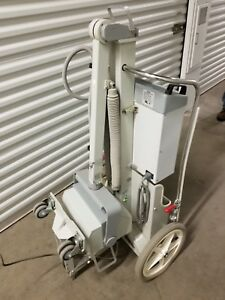 Dynarad 110 Portable Xray Machine 2007 X ray Mobile
