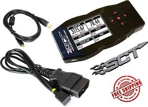 Sct 7015 X4 Power Flash Tuner Programmer For Ford Powerstroke 7 3 6 0 6 4 6 7