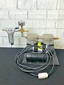 Milking Machine Vacuum Pump For One Portable Milk Bucket System cow Goat Sheep