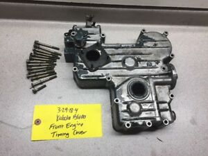 Kubota B6100 Engine Front Timing Cover