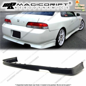 For 97 01 Honda Prelude Bb6 Oe Factory Style Rear Bumper Lower Lip Skirt Valance
