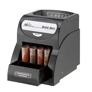Electric Coin Sorter Hopper Anti Jam Simple Usage Hassle Free Operation Counter