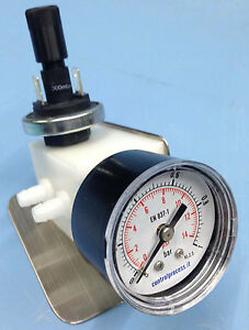 Hho Methane Gas Safety Adj Pressure Switch Dry Cell Brazing Oxy Hydrogen Fuel