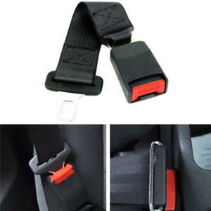 Newly 14 Universal Car Seat Seatbelt Safety Belt Extender Extension 7 8 Buckle