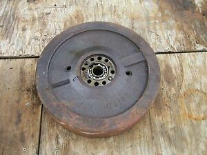 Farmall F12 F14 Tractor Original Ih Engine Motor Flywheel With Bearing
