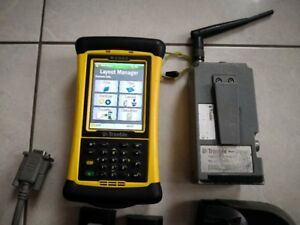 Tds Trimble Nomad Lm80 5 3 0 With 2 4ghz Radio Layout Manager By Trimble