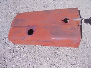 Farmall 706 Rowcrop Tractor Original Ih Ihc Hood For Over Engine W Vents Vent